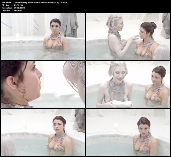 Jaime.Murray.Nicole.Munoz_.Defiance.S02E02.by_.KA_.mkv