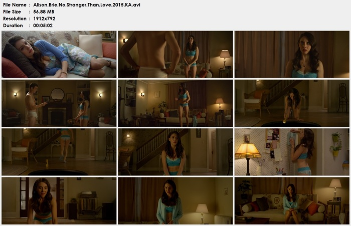 Alison.Brie.No.Stranger.Than.Love.2015.KA.avi